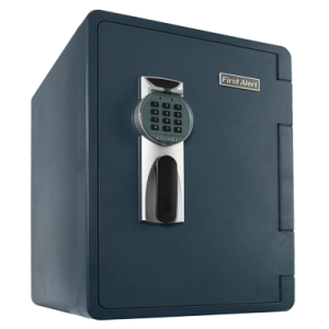 First Alert 2096DF Waterproof Fire Safe with Digital Lock