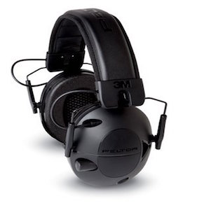 peltor sport tactical 100 electronic ear muffs