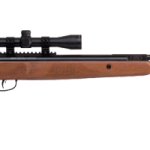 Crosman Nitro Venom Break Barrel Air Rifle (22) powered by Nitro Piston