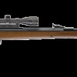 RWS .22 Pellet Model 34 Combo Rifle (Wood, Large)