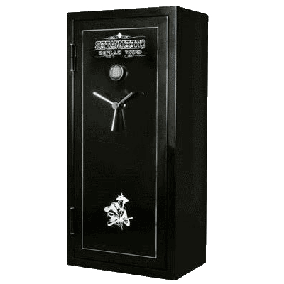 Steelwater 20 Gun - SW592818-BLK - 45 Minute Fire Rated Safe