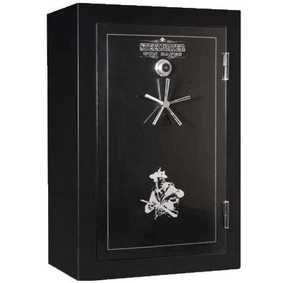 Steelwater 39 Gun - LD593924-BLK - 1 Hour Fire Rated Safe - Exceeds California Department Of Justice Regulatory Standards - 12 Gauge Steel Construction