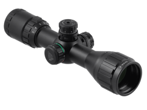 UTG-3-9x32-Compact-CQB-Bug-Buster-AO-RGB-Scope-with-Med