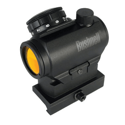 Bushnell-Trophy-TRS-25-Red-Dot-Sight-Riflescope,-1-x-25mm-(tilted-front-lens)2