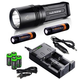 FENIX TK35 2000 lumen Ultimate Edition (2015) LED Tactical Flashlight