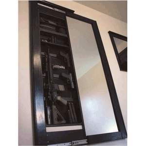 Wall Safes For Home in wall gun safe reviews - hidden wall safes 2017