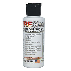 FireClean Fouling-Resistant Oil