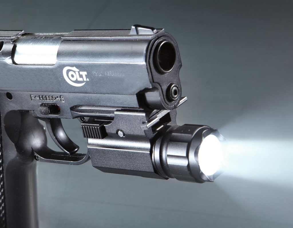 best pistol light