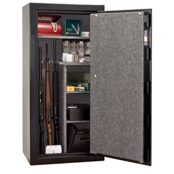 New -24 Gun Liberty Safe