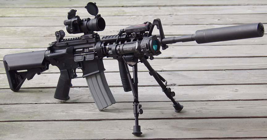 AR 15 Bipods