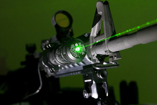 5 Best AR 15 Lasers + Reviews of Top Green Sights [Updated