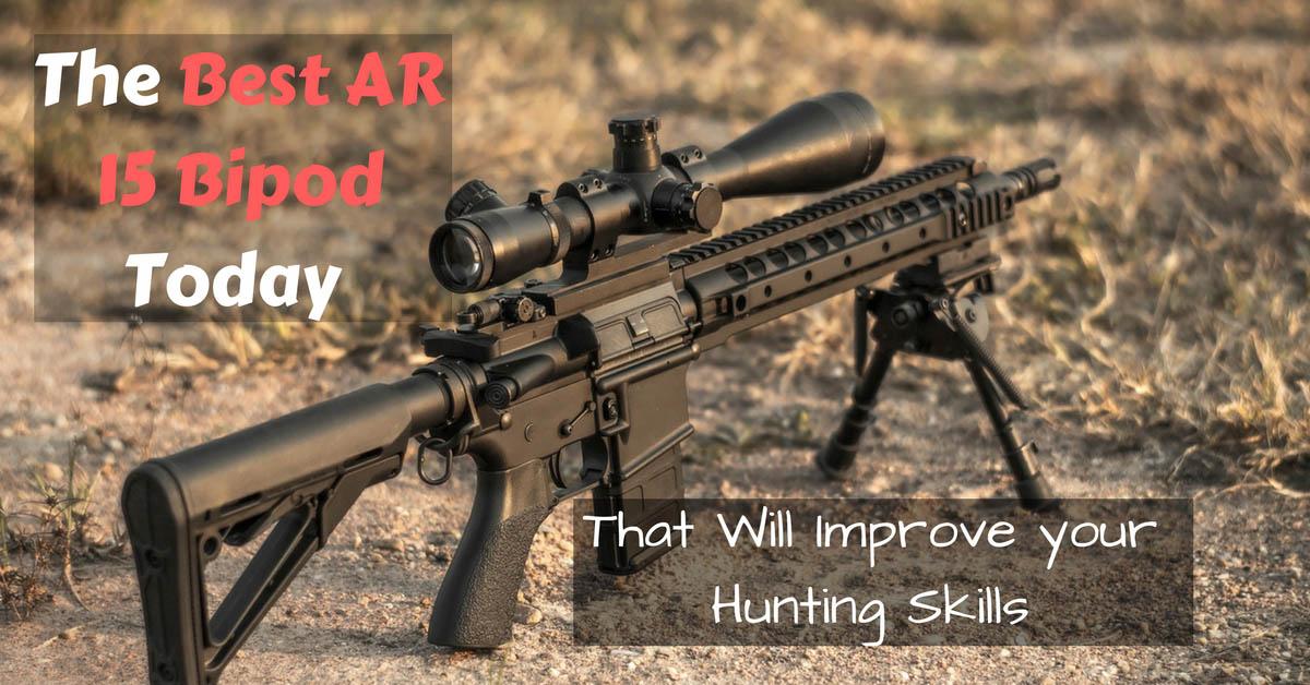 Best AR 15 Bipod