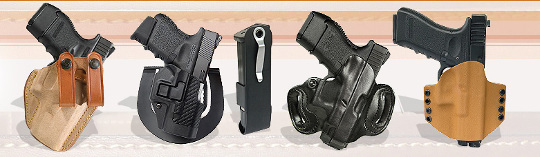 Glock 19 holster reviews