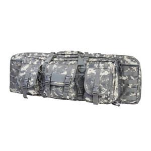 "NcSTAR 46/"" Tactical Rifle Carbine Soft Gun Case Carrying Bag Hunting Black VISM"
