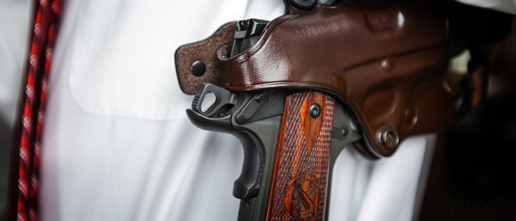 Best Shoulder Holsters For 1911