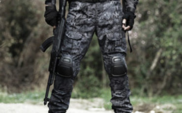 tactical military knee pads