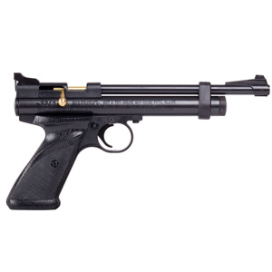 Crosman Bolt Action CO2-Powered Pistol