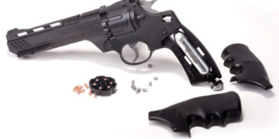 Crosman CCP8B2 Vigilante Revolver Review