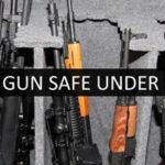 Gun Safes Under $1000