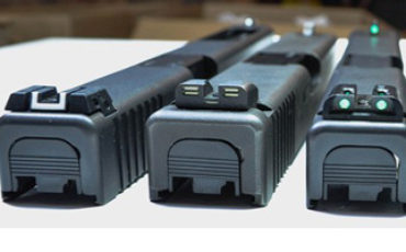 Night Sights for Your Glock