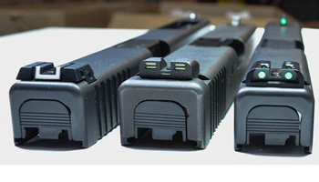 6 Best Night Sights For Your Glock Review Amp Guide
