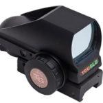 TRUGLO Tru-Brite Red Dot Dual-Color Multi Reticle Black