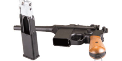Umarex Legends M712 Air Gun Review