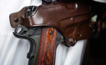shoulder holster for 1911