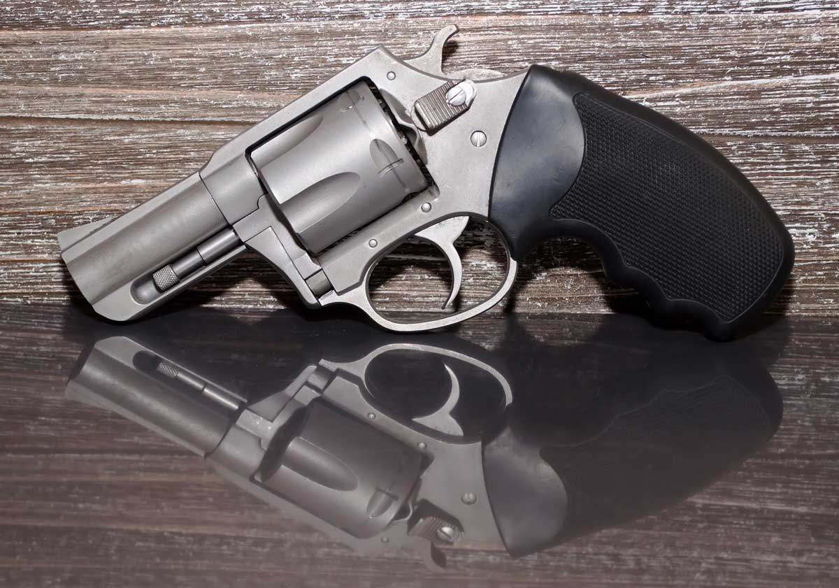EAA Windicator - 38 Special / 357 Magnum Revolver » Shooting
