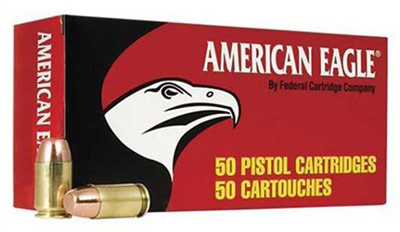Federal American Eagle .357 Magnum 158 gr.