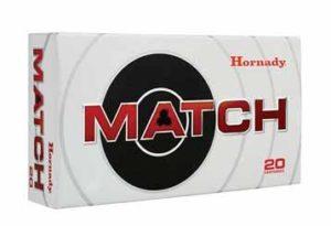Hornady ELD Match Rifle Ammo