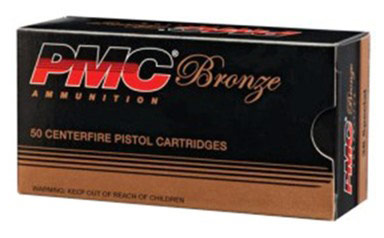 PMC Bronze .38 Special Handgun Ammunition