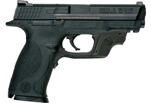 Smith & Wesson M&P Semiautomatic 9mm Pistol