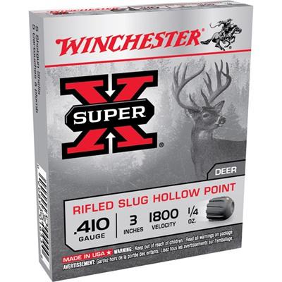 Winchester Rifled Slug