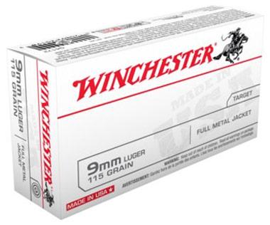 Winchester USA .357 Magnum Handgun Ammunition