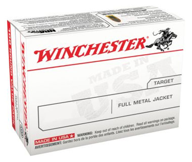 Winchester USA Value Pack .38 Special 130-Gr.