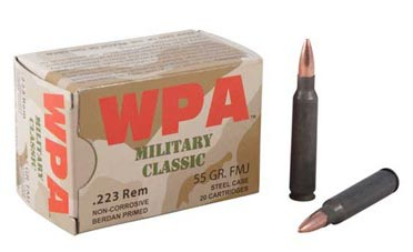 Wolf Military Classic Ammo