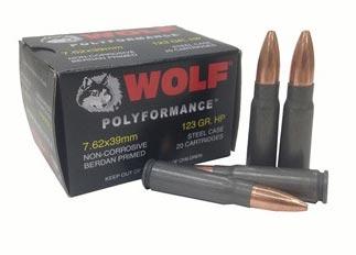 Wolf-Polyformance-Ammo