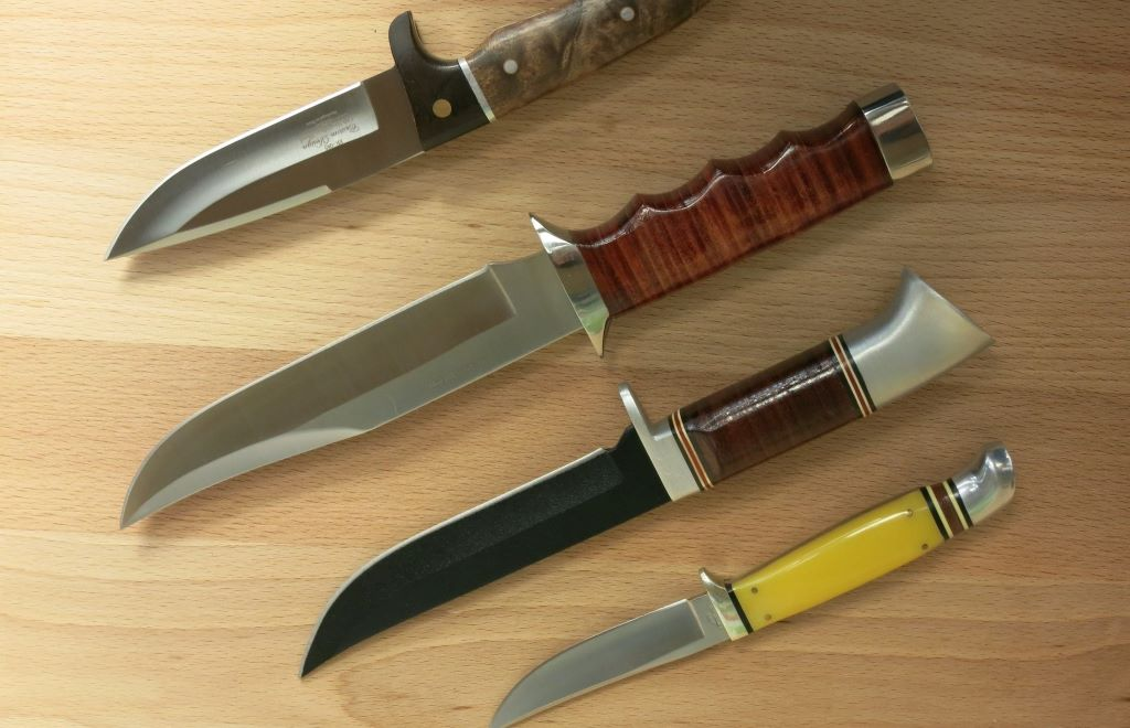 kissing crane western magnum elk ridge knives