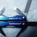 leatherman multi-tools squirt p4