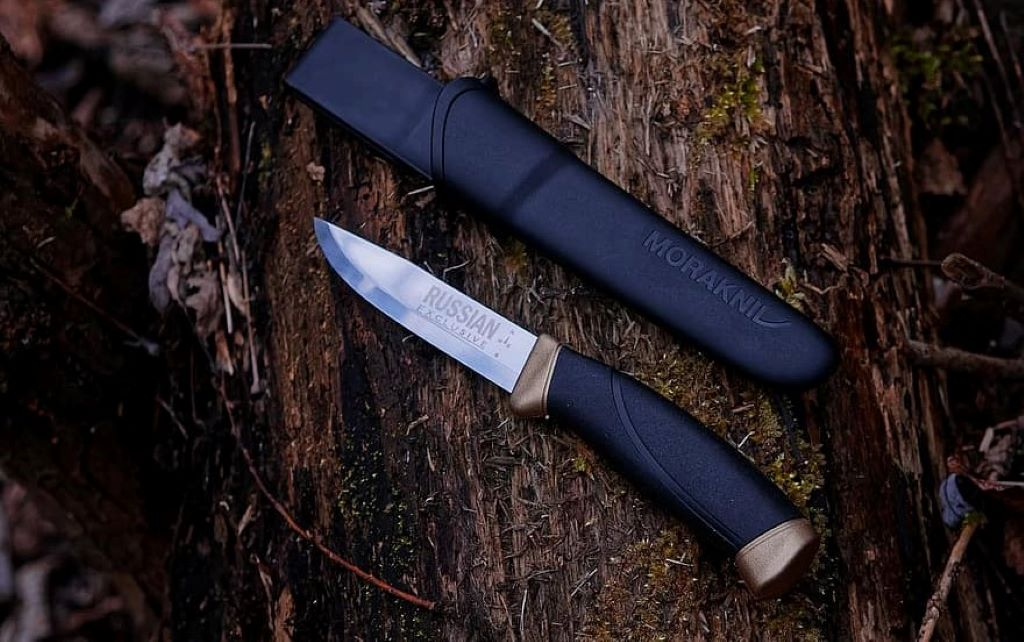camping morakniv swedish knife